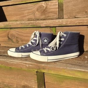 Converse All Star Unisex Mens 6 Womens 8 hightops